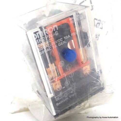 Relais MK2PN-S OMRON 10 A 24VDC 267-7488 MK2PNS