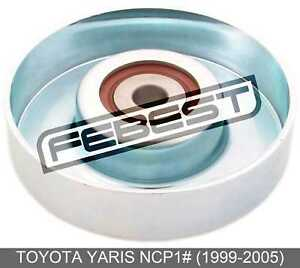 Pulley-Tensioner-For-Toyota-Yaris-Ncp1-1999-2005