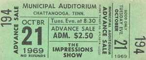 CURTIS-MAYFIELD-THE-IMPRESSIONS-1969-TOUR-UNUSED-CHATTANOOGA-CONCERT-TICKET