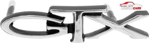 1968 Plymouth GTX Tail Panel Emblem