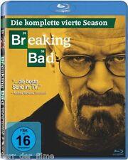 BREAKING BAD, Season 4 (3 Blu-ray Discs) NEU+OVP