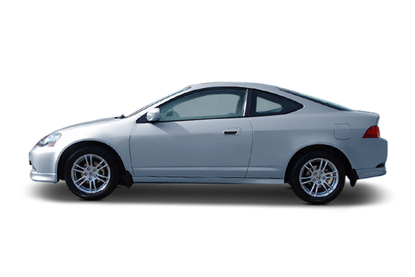 Acura RSX side view