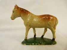Composition (ELASTOLIN, HAUSSER, DC, SOLIDO ?) - cheval de ferme