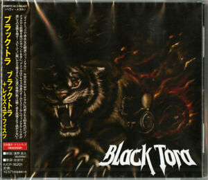 BLACK-TORA-S-T-JAPAN-CD-BONUS-TRACK-F75