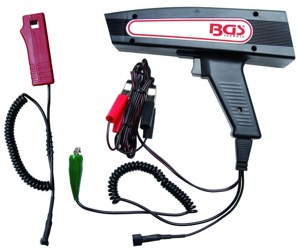 BGS 40106 Digitale Zündlicht Pistole für Benzinmotoren