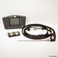TSI CA-Calc CA-6203 | 6203 Series Combustion Analyzer Gas NO CO CO2 O2 Tester #9