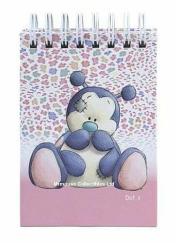 Me To You Blue Nose Friend A7 Notepad Note Book Dot the Ladybird