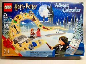 2019 Advent Calendar 75964 New Sealed 305 Pieces LEGO Harry Potter