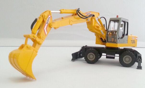 Resin 1 50 Excavator Excavator Excavator Benfra 7.08C - Ready Made by Fankit Models 57520d