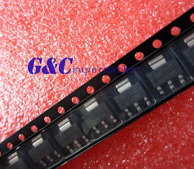 50PCS AMS1117 AMS117-3.3 3.3V 1A Voltage Regulator SOT-223 NEW GOOD QUALITY
