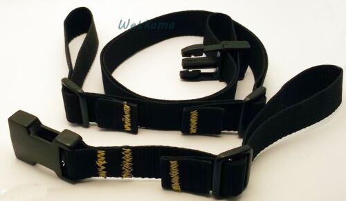 Sailing Life Jacket Crotch Strap 2 Point Universal Open End Loops UK Made