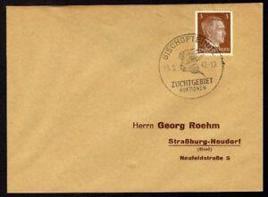 Allemagne-n-706-Yv-cachet-WW2-BISCHOFTEINITZ-Timbre-Allemand-Mi-n-782