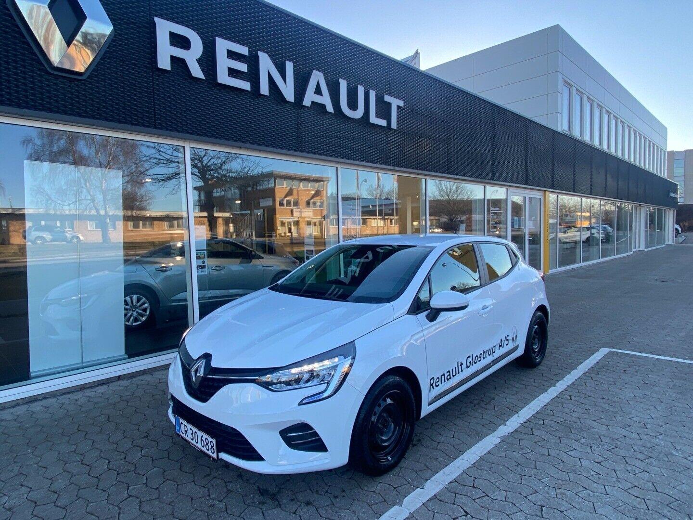 Renault Clio V 1,0 TCe 100 Zen 5d - 139.990 kr.