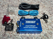 *BLUE* Dual Stage Manual Boost Controller NO NEED TO CHANGE THE WASTEGATE SPRING