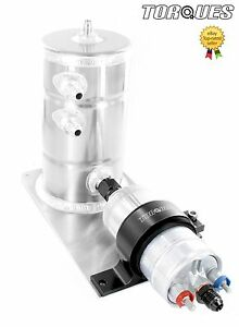 Bosch-044-Fuel-Pump-and-Swirl-Pot-Tank-Assembly-In-Black-AN-6-6-AN-Outlets