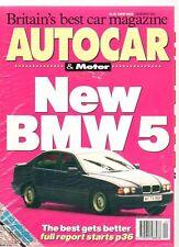 AUTOCAR & MOTOR  3 November 1993 - Road Test: Seat Ibiza 1.8 GLXi