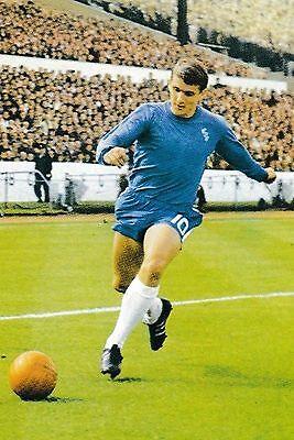 Football Photo>CHARLIE COOKE Chelsea 1966-67 | eBay