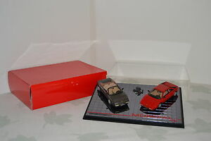 Heco-Modeles-1-43-Ferrari-Mondial-T-1989-coffret-double-Ref-163-N-036-200