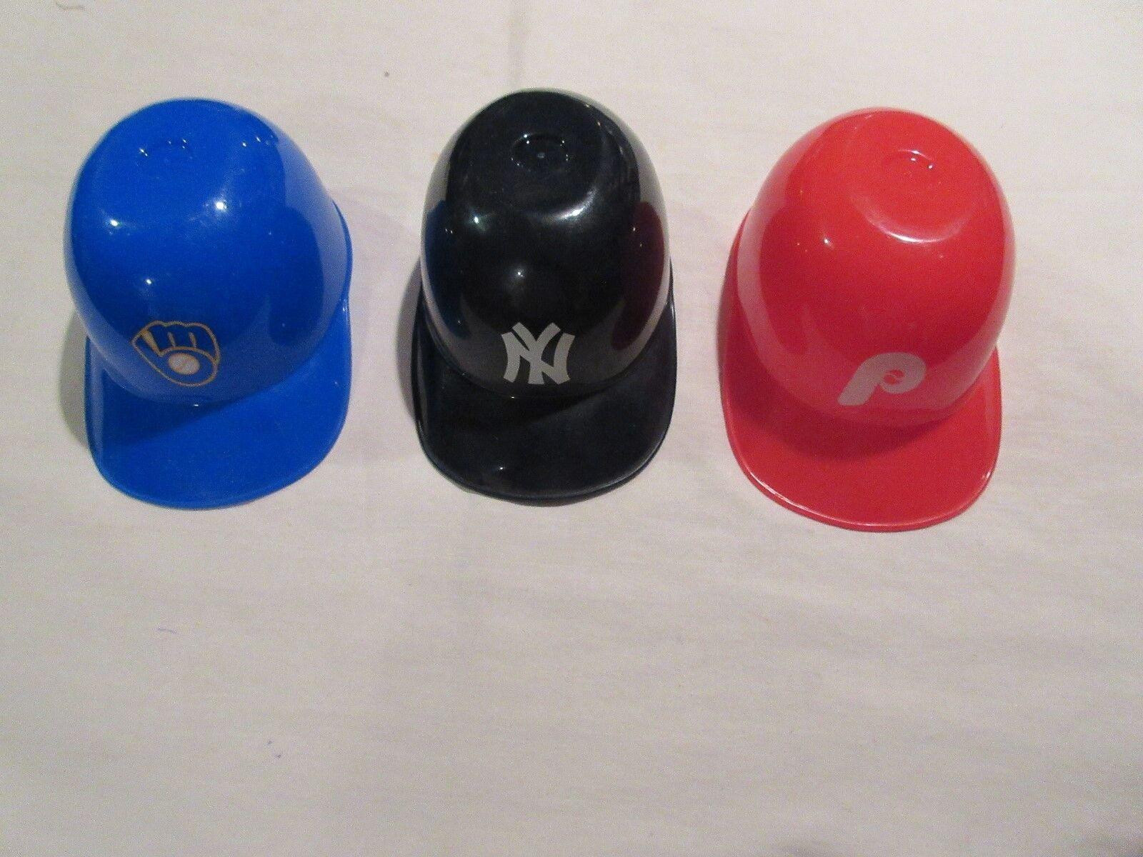 Baseball Caps, Mini Souveniers, Phillies, Yankees,etc 3