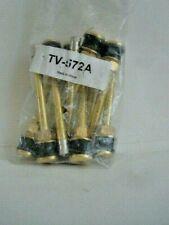 HALTEC TV-575-HP Clamp-In Tire Valve,1 In,PK5