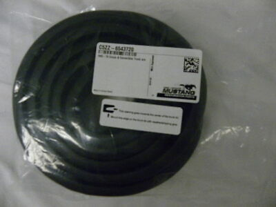 NEW 1965-1970 Mustang Trunk Weatherstrip for Coupe Convertible With Glue
