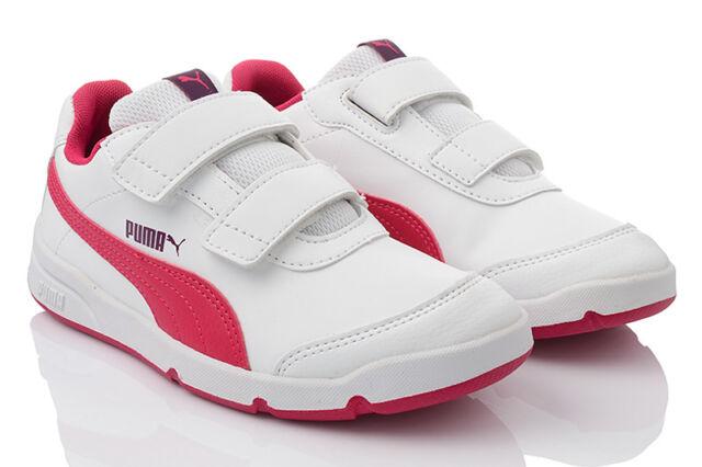V 28 Ps Enfant Stepfleex Puma Chaussures 2 Blanc Sl v0wNnm8PyO