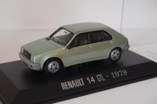 ALTAYA RENAULT 14 GTL 1979 1//43