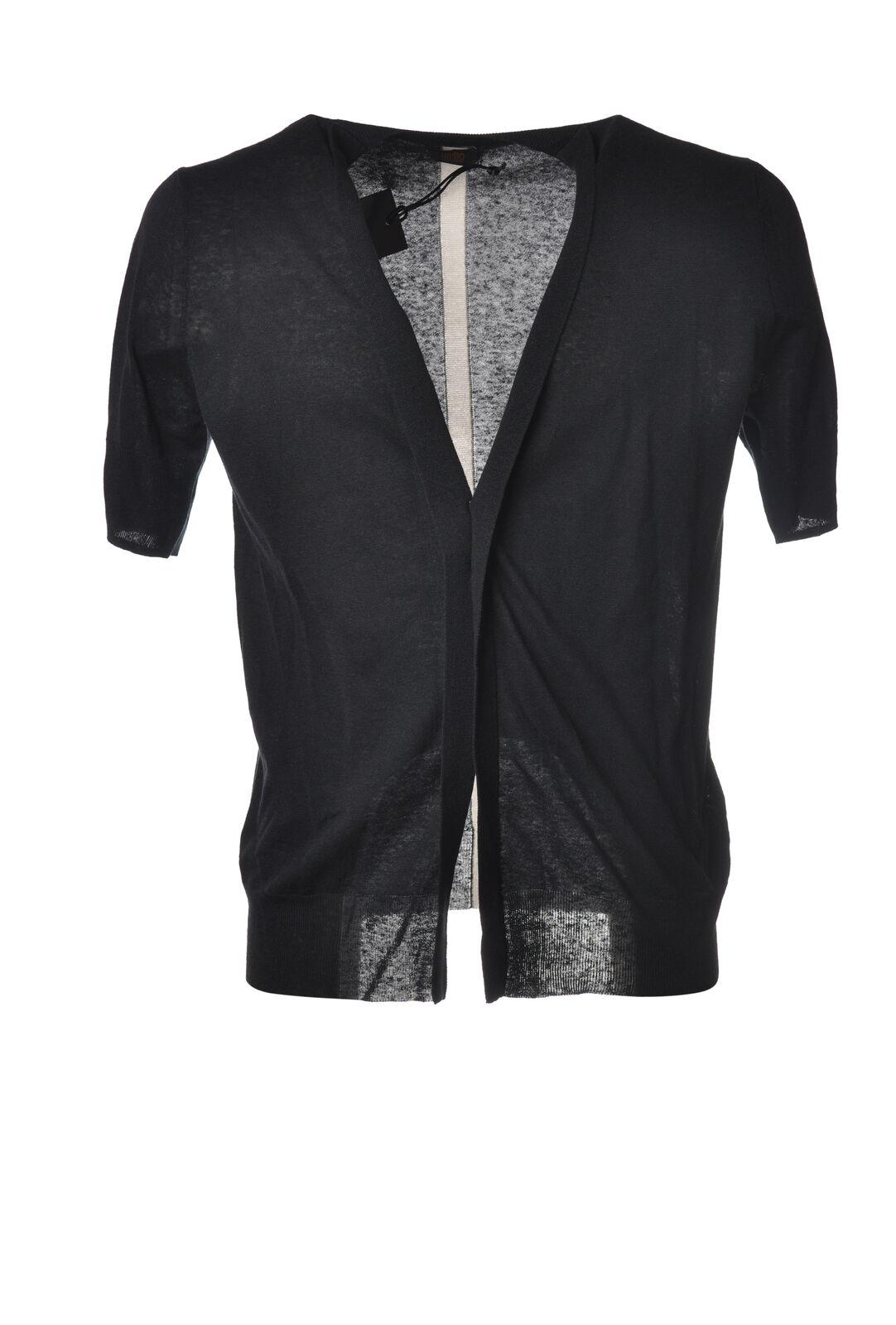 Hosio - Knitwear-Cardigan - Man - Blau - 6021313C191619