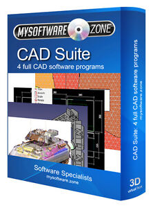CAD-Design-Architecture-Collection-AutoCAD-Alternative-Application-NEW-Software