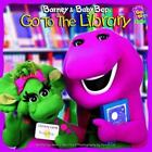 Barney: Barney and Baby Bop Go to the Library by Mark S. Bernthal and Lyrick Publishing Staff (1999, Paperback)
