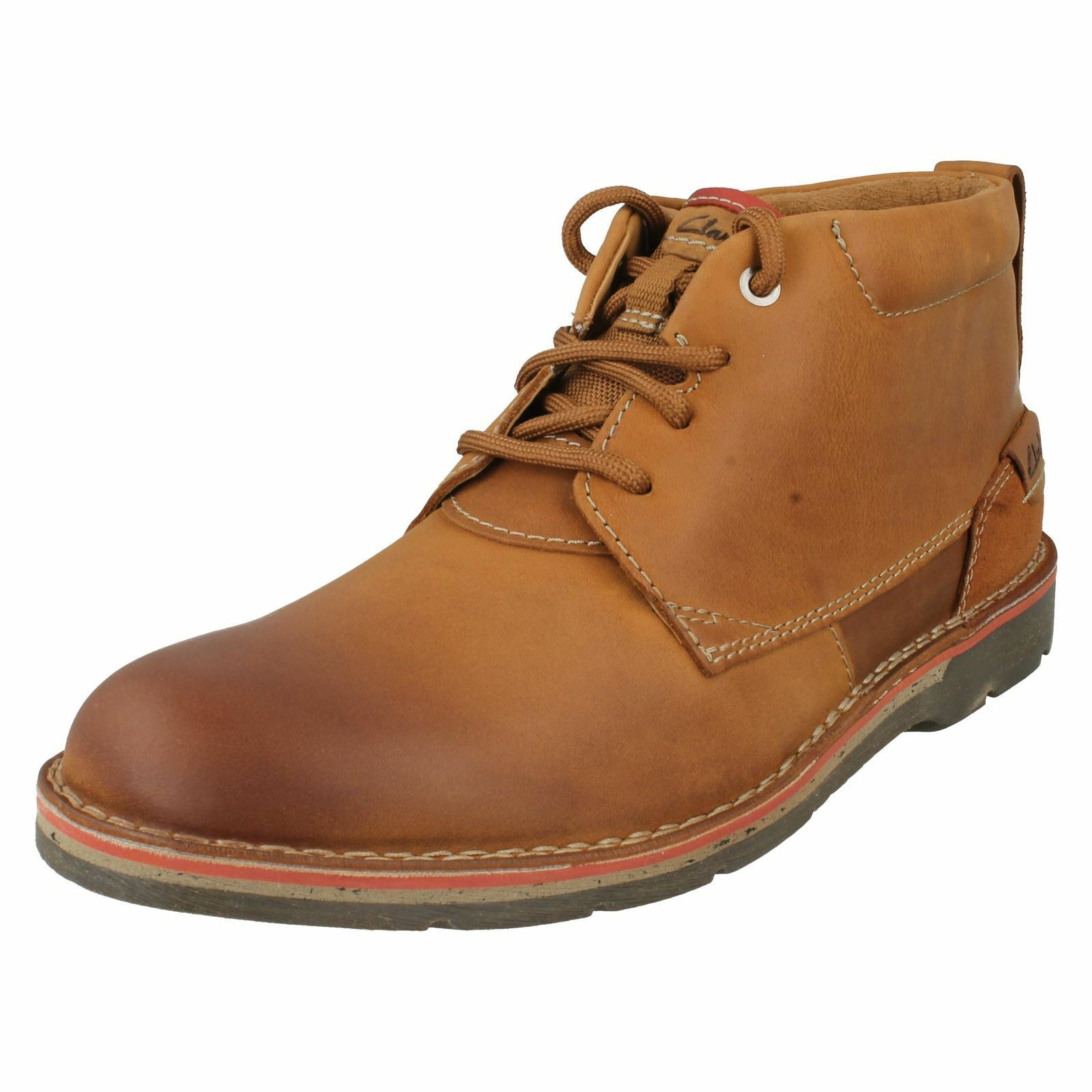 Men's Casual Clarks Casual Men's Lace Up Boots Style - Edgewick Mid a9b202