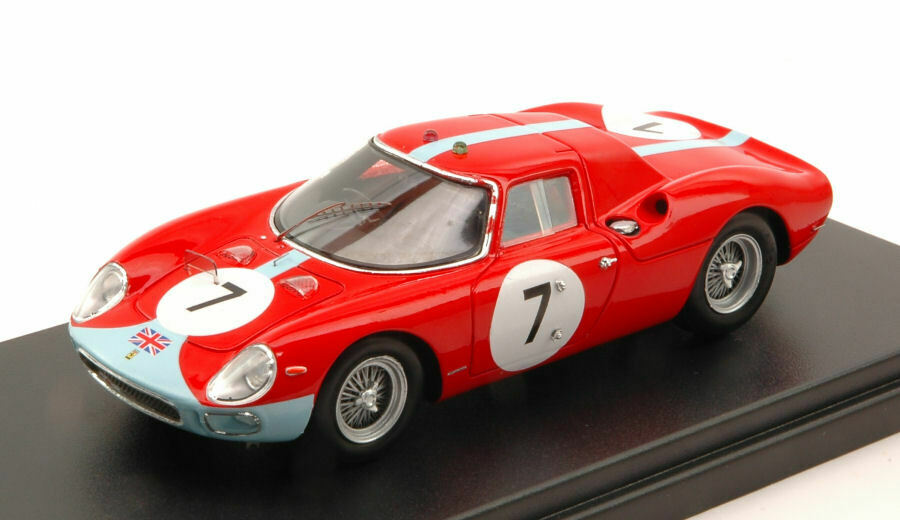 Ferrari 250 Lm  7 Winner 12 H Reims 1964 J. Bonnier  G. Hill 1 43 modello