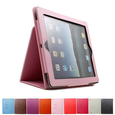 New Magnetic Slim Flip Leather Case Smart Stand Cover Case For iPad Air 5 4 3 2