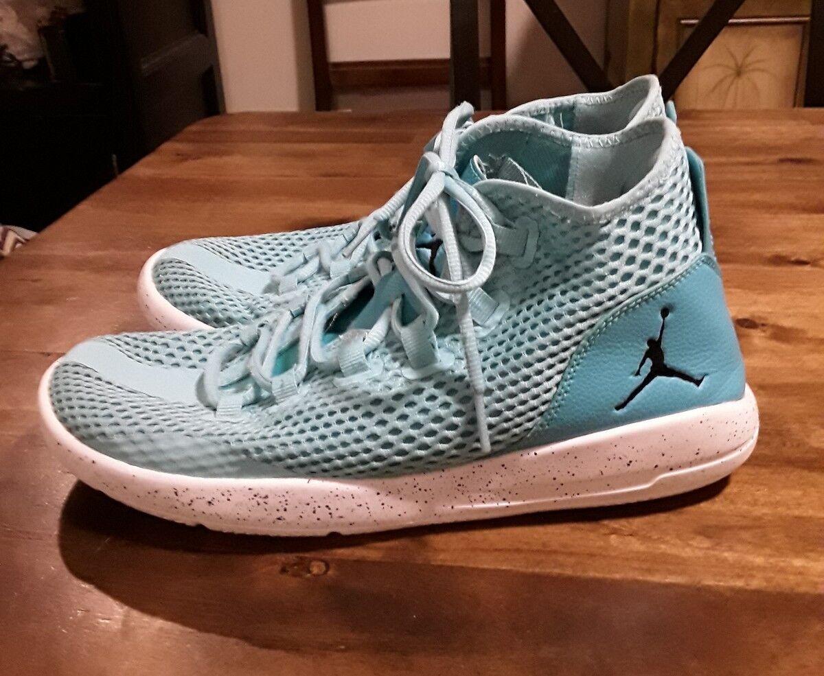 a25d8f26bb6 Nike Jordan Reveal 834064-303 Casual Turquoise/Black Jade White Sz 10 FAST  SHIP