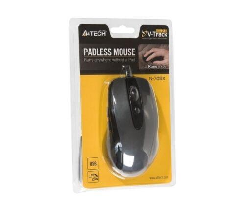 1600dpi New A4Tech N-708X USB Game Optical Mouse
