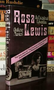Masters, Anthony - Rosa Lewis ROSA LEWIS An Exceptional Edwardian 1st Edition 1s