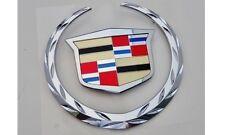Cadillac ESCALADE EXT 2007 2008 2009 2010 2011 2012 2013 2014 REAR Emblem!!