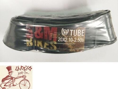 "S+M BIKES 24/"" X 2.1/""-2.4/""  BICYCLE INNER TUBE"