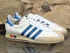 Vintage Adidas Kegler Super UK 10 OG Made In West Germany stockholm columbia 80s