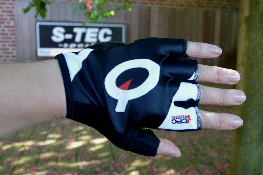 Prologo CPC Kurzfinger Handschuhe guter Grip Komfort black-white NEU