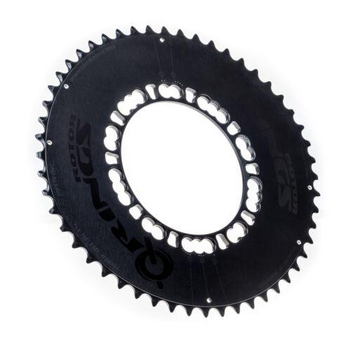 ROAD CHAINRING BLACK LIMITED EDITION ROTOR PLATO CARRETERA BCD110x5 Q50A