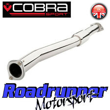 Cobra Sport Impreza Turbo WRX STi Exhaust Centre Section Resonated Pipe (01-07)