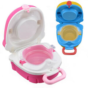 Kids-Toilet-Seat-Child-Baby-Toddler-Training-Potty-Portable-Car-Travel-Seat