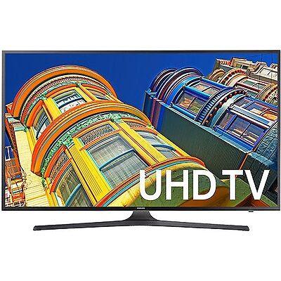 "Samsung 40"" 4K UHD LED Smart HDTV with WiFi and HDR Premium    UN40KU6300"