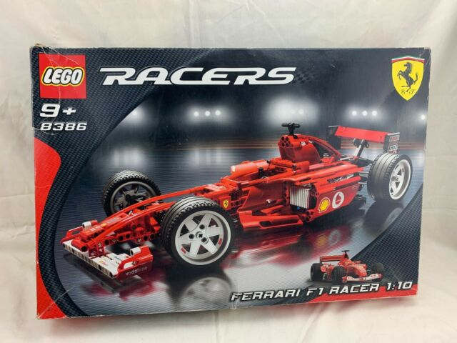 Lego Racers Ferrari F1 Racer 4223334 For Sale Online Ebay