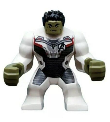 Lego 76144 Marvel Super Heroes Hulk Bruce Banner cuántica Minifigura Nuevo Sh611