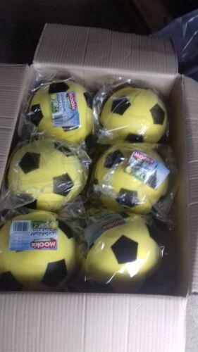 "12 brand new 8/"" soft Foam footballs"
