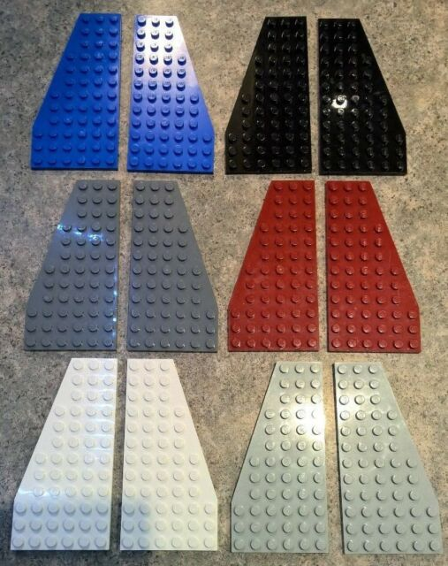 Wing 6 x 12 Right #30356 Choose Your Color LEGO