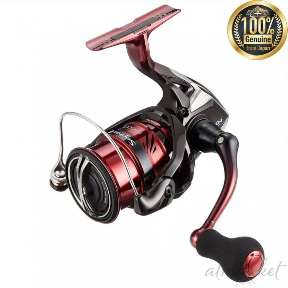 NEW SHIMANO Reel Egging Spinning Reel 18 Cefia  BB C3000S Fishing From JAPAN  online-shop