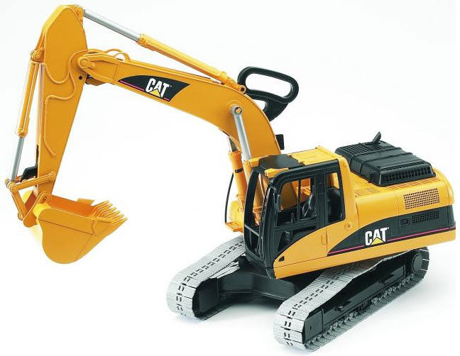 BRU2438 - Excavatrice CATERPILLAR jouet BRUDER - 1 16
